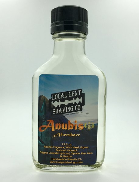 Local Gent Shaving Co. - Anubis - Aftershave image