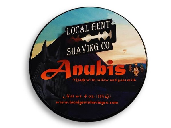 Local Gent Shaving Co. - Anubis - Soap image