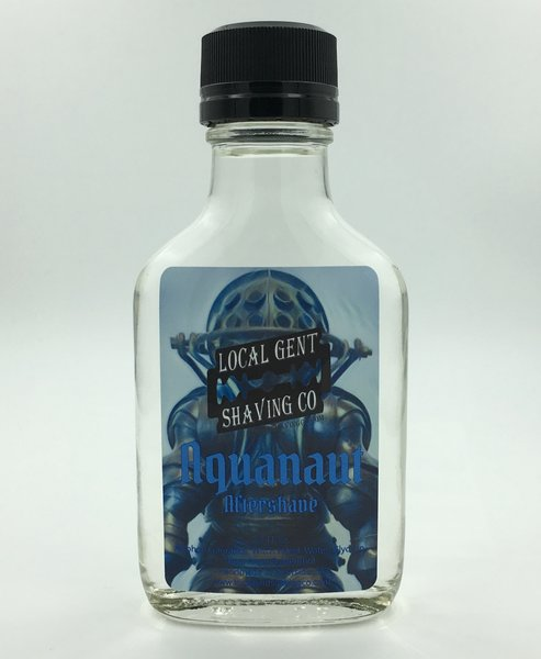 Local Gent Shaving Co. - Aquanaut - Aftershave image