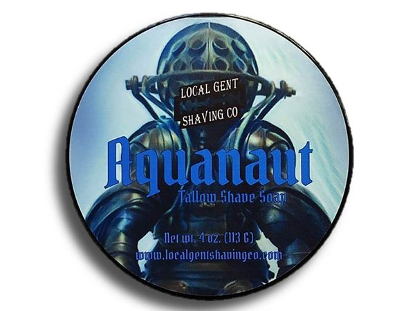 Local Gent Shaving Co. - Aquanaut - Soap image