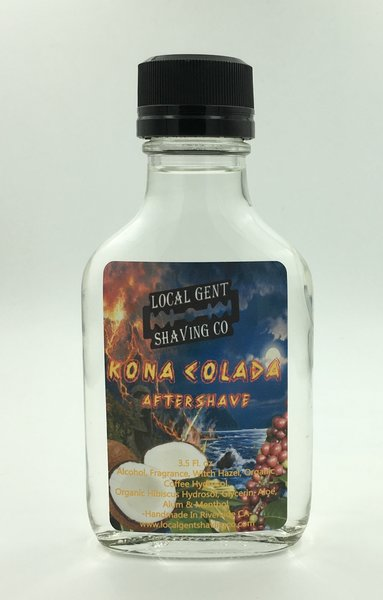 Local Gent Shaving Co. - Kona Colada - Aftershave image
