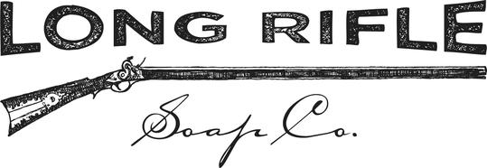 Long Rifle Soap Co. logo