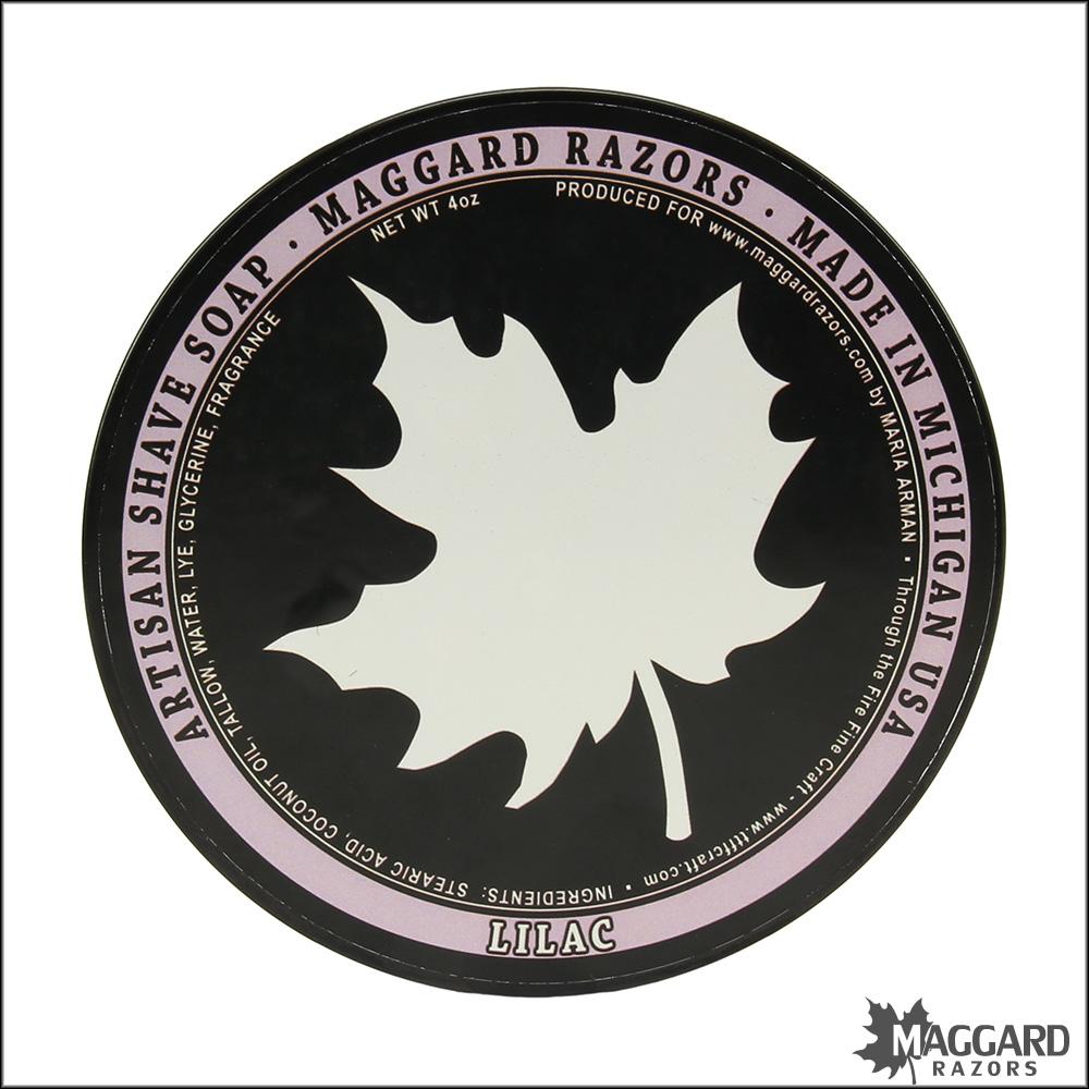 Maggard Razors - Lilac - Soap image