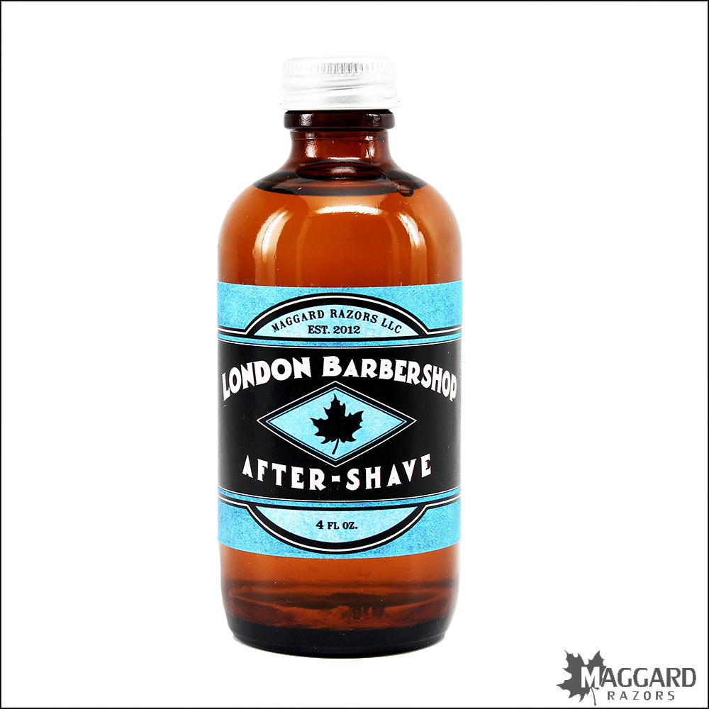 Maggard Razors - London Barbershop - Aftershave image