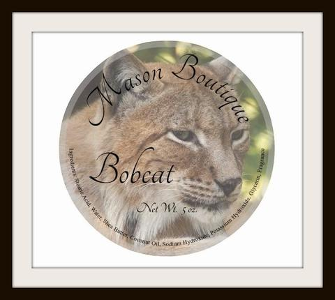 Mason Boutique - Bobcat - Soap image
