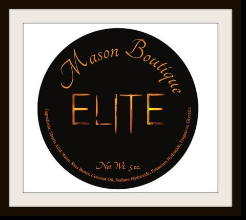 Mason Boutique - Elite - Soap image