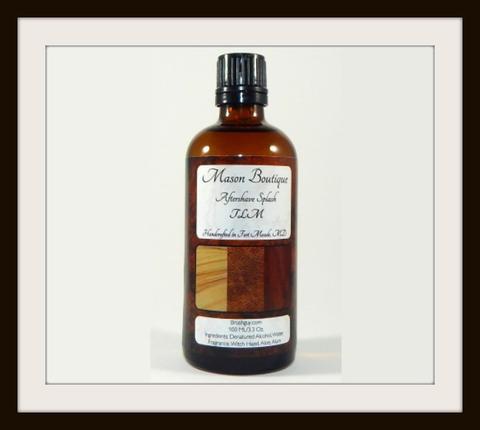 Mason Boutique - TLM - Aftershave image