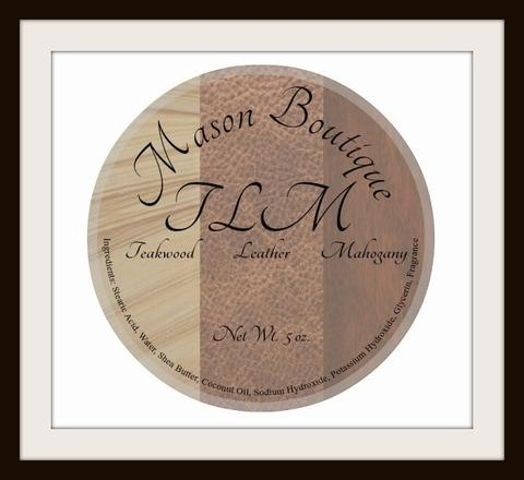 Mason Boutique - TLM - Soap image