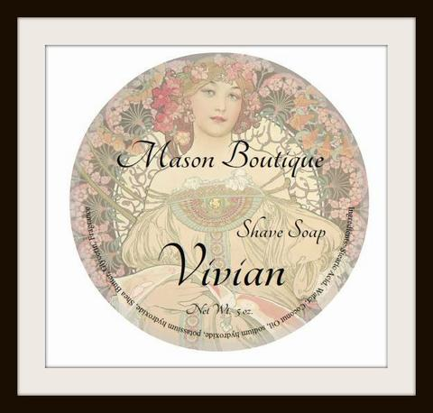 Mason Boutique - Vivian - Soap image