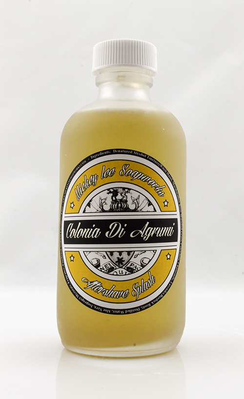 Mickey Lee Soapworks - Colonia di Agrumi - Aftershave image