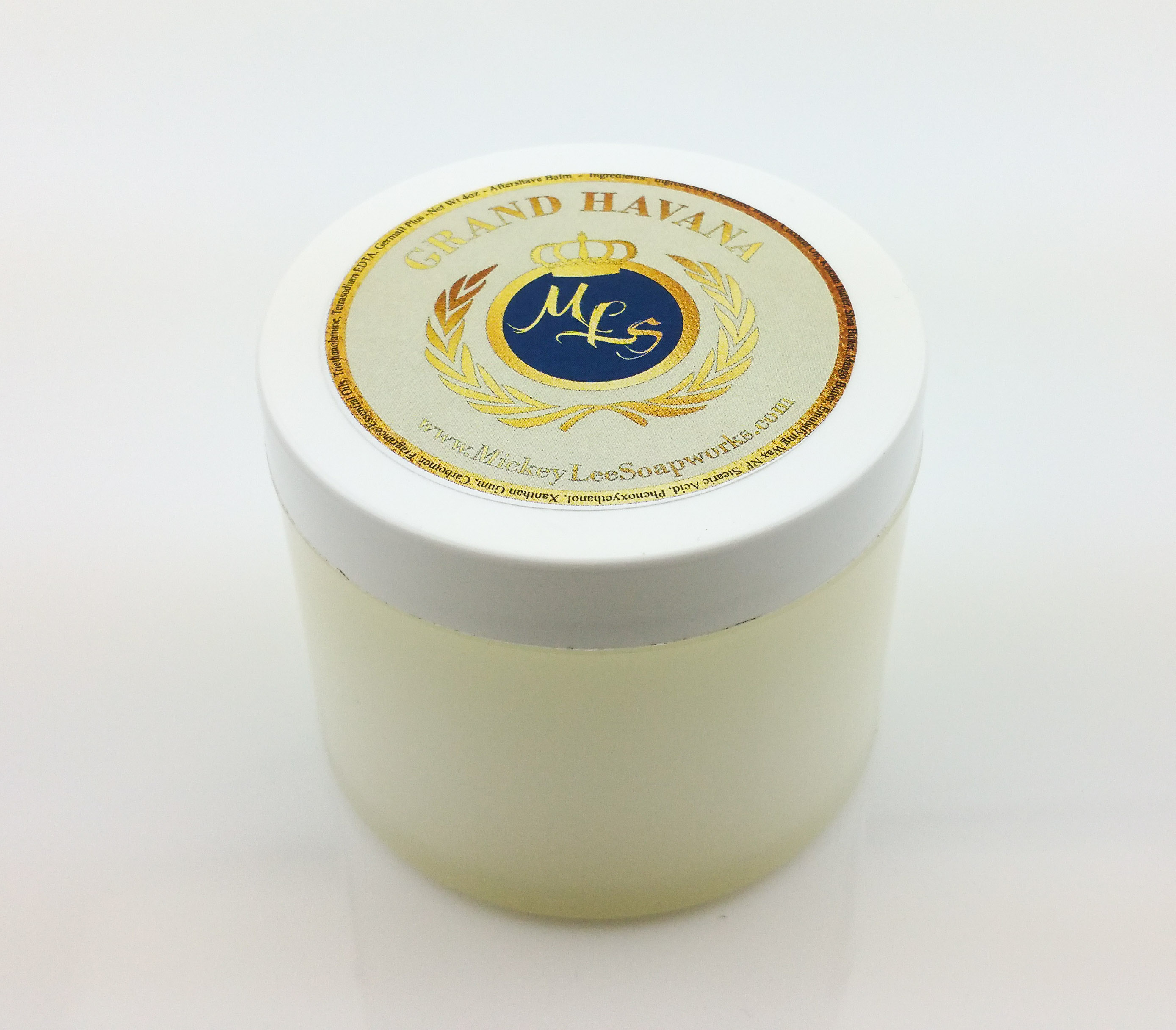 Mickey Lee Soapworks - Grand Havana - Balm image