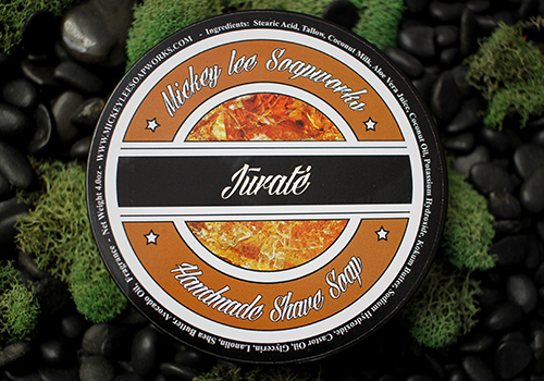Mickey Lee Soapworks - Jūratė - Soap image