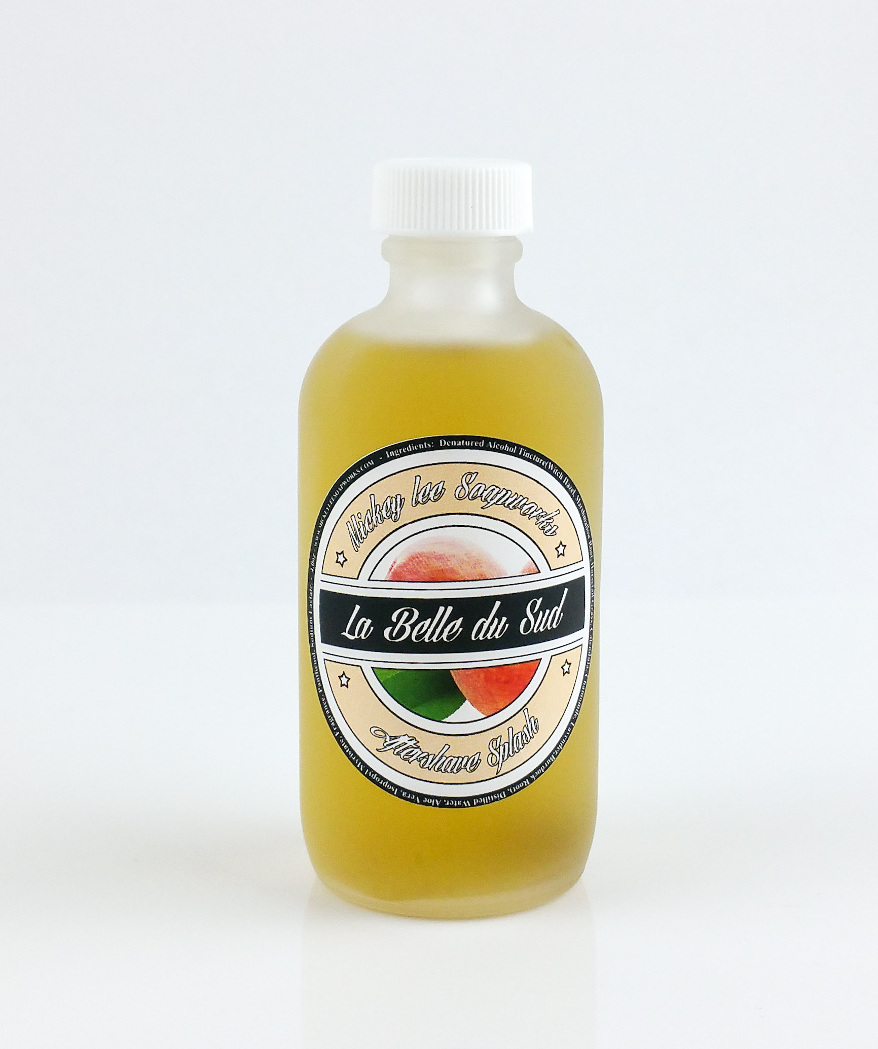 Mickey Lee Soapworks - La Belle du Sud - Aftershave image