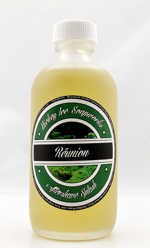 Mickey Lee Soapworks - Réunion - Aftershave image