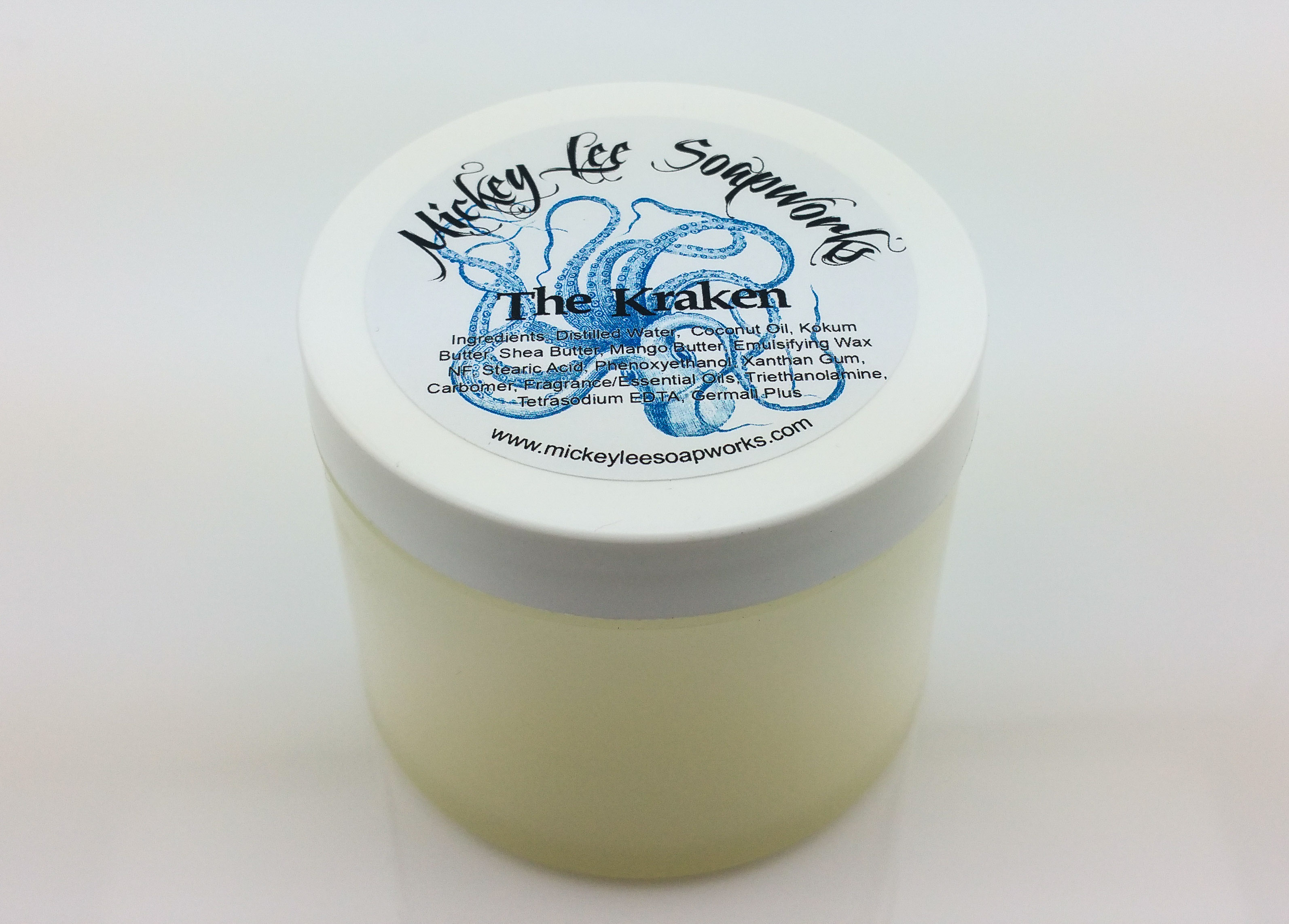 Mickey Lee Soapworks - The Kraken - Balm image