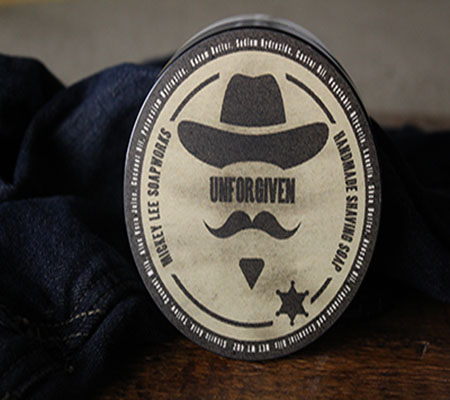 Mickey Lee Soapworks - Unforgiven - Soap image