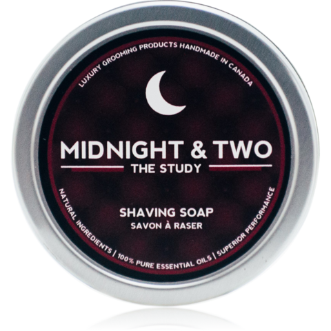 Midnight & Two - The Study - Soap image