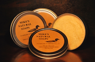 Mike's Natural Soaps - Lily of the Valley - Soap image