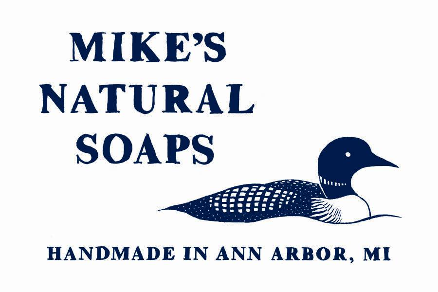 Mike's Natural Soaps logo