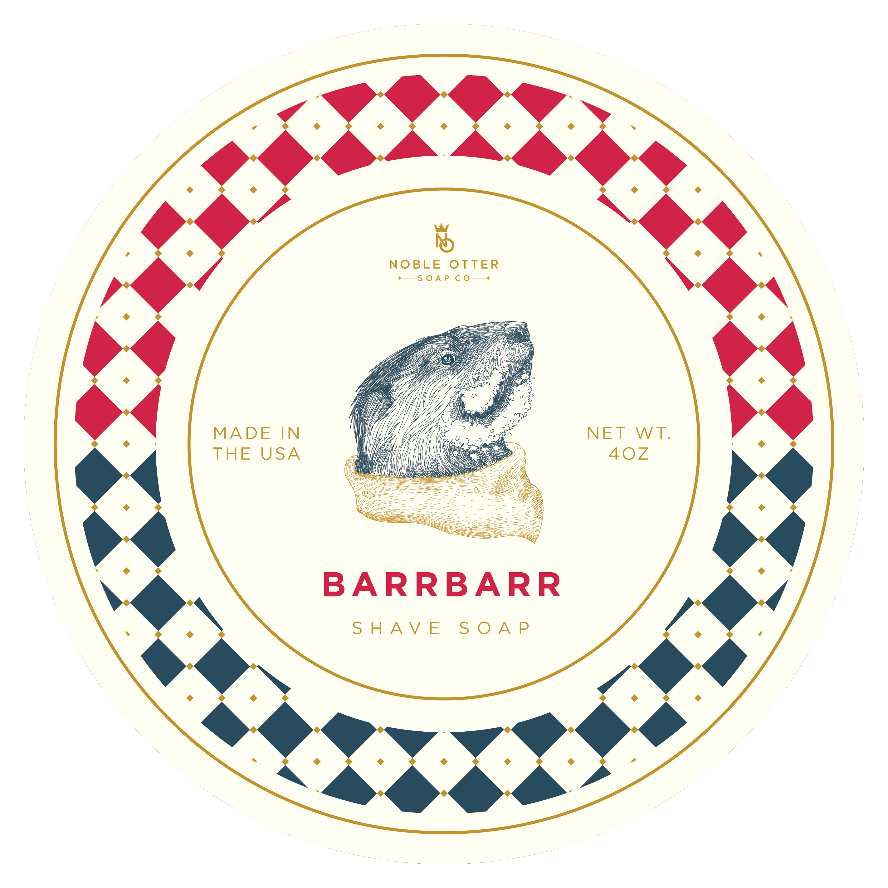Noble Otter - Barrbarr - Soap image