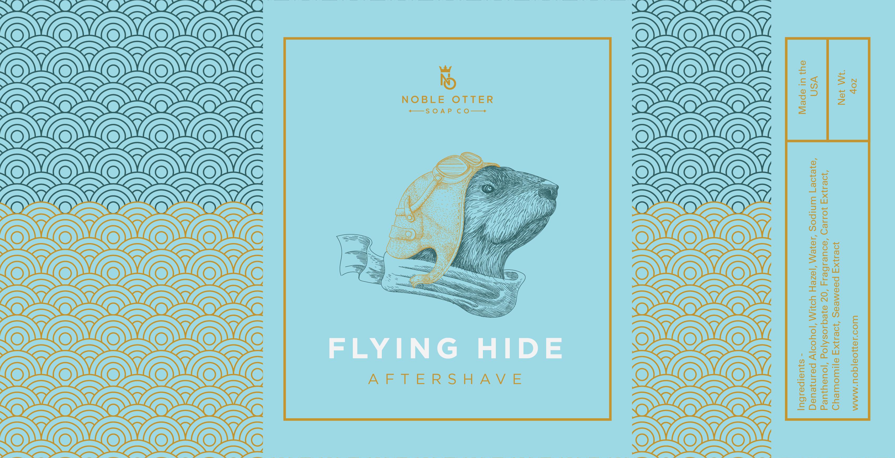 Noble Otter - Flying Hide - Aftershave image
