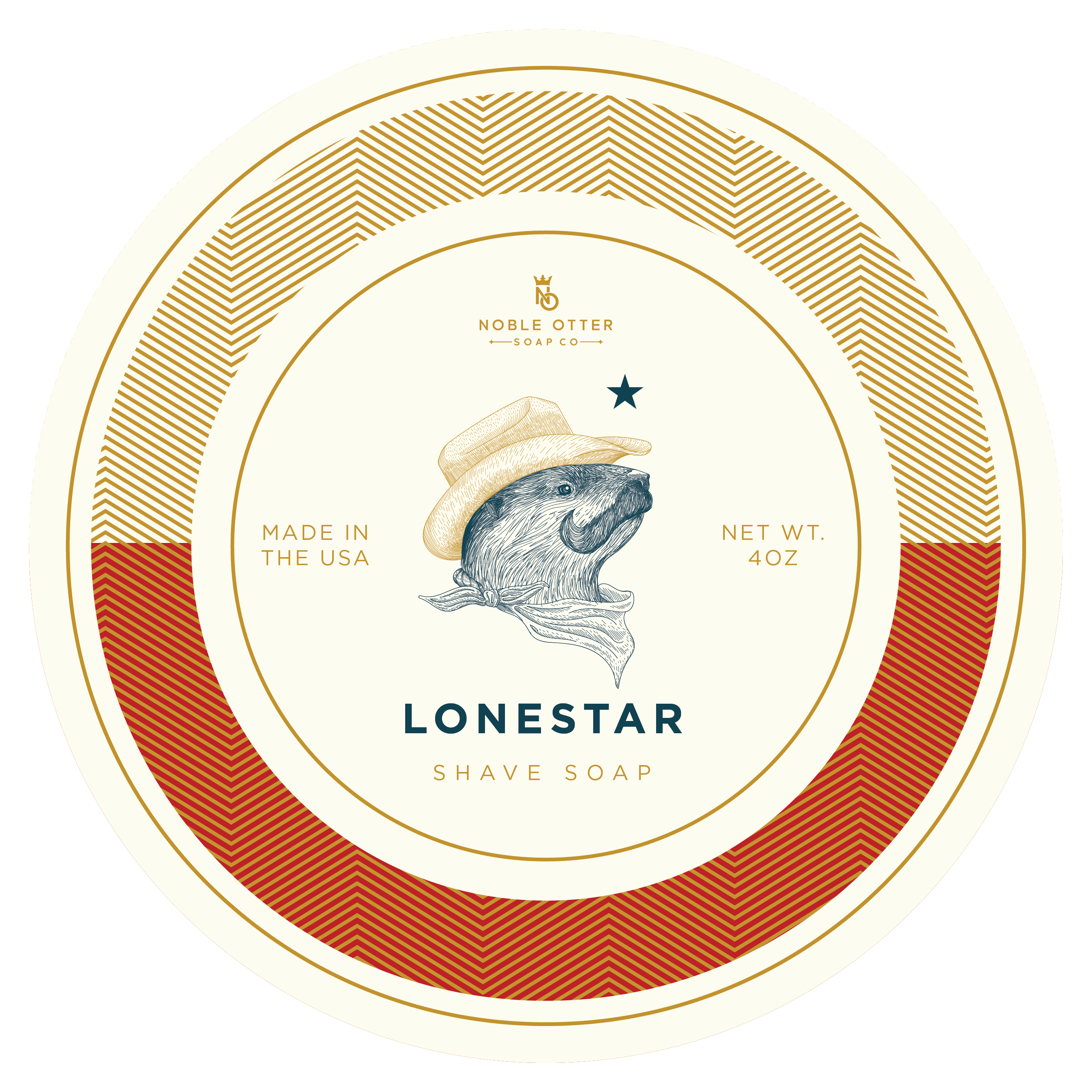 Noble Otter - Lonestar - Soap image