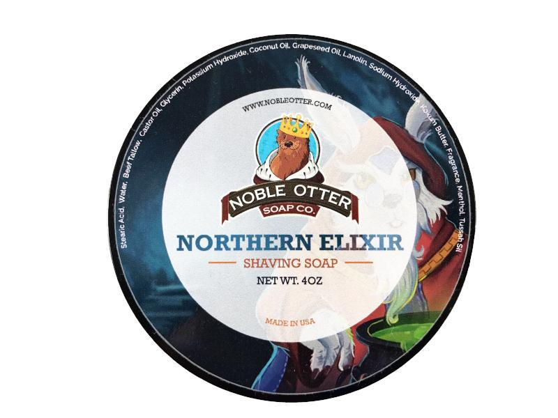 Noble Otter - Northern Elixir - Soap image