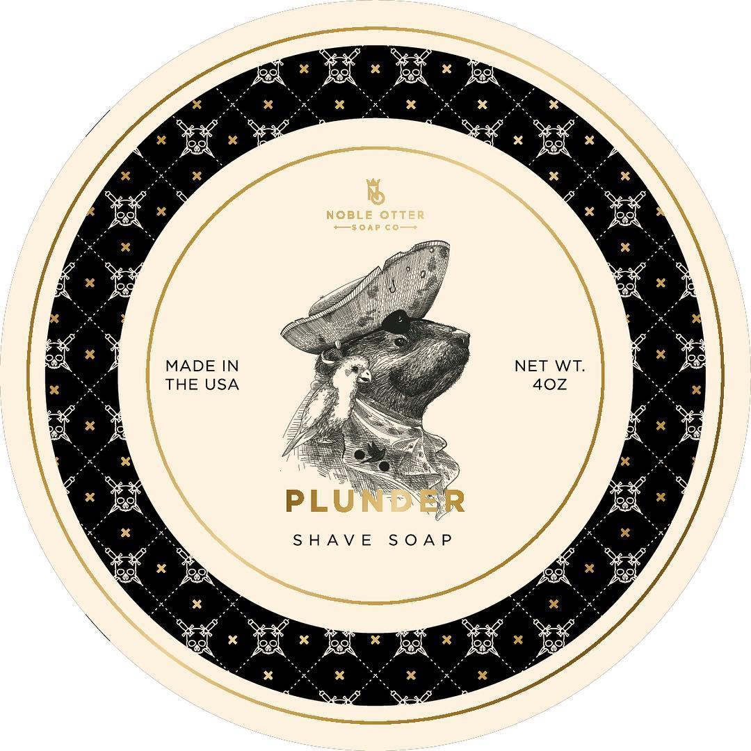 Noble Otter - Plunder - Soap image