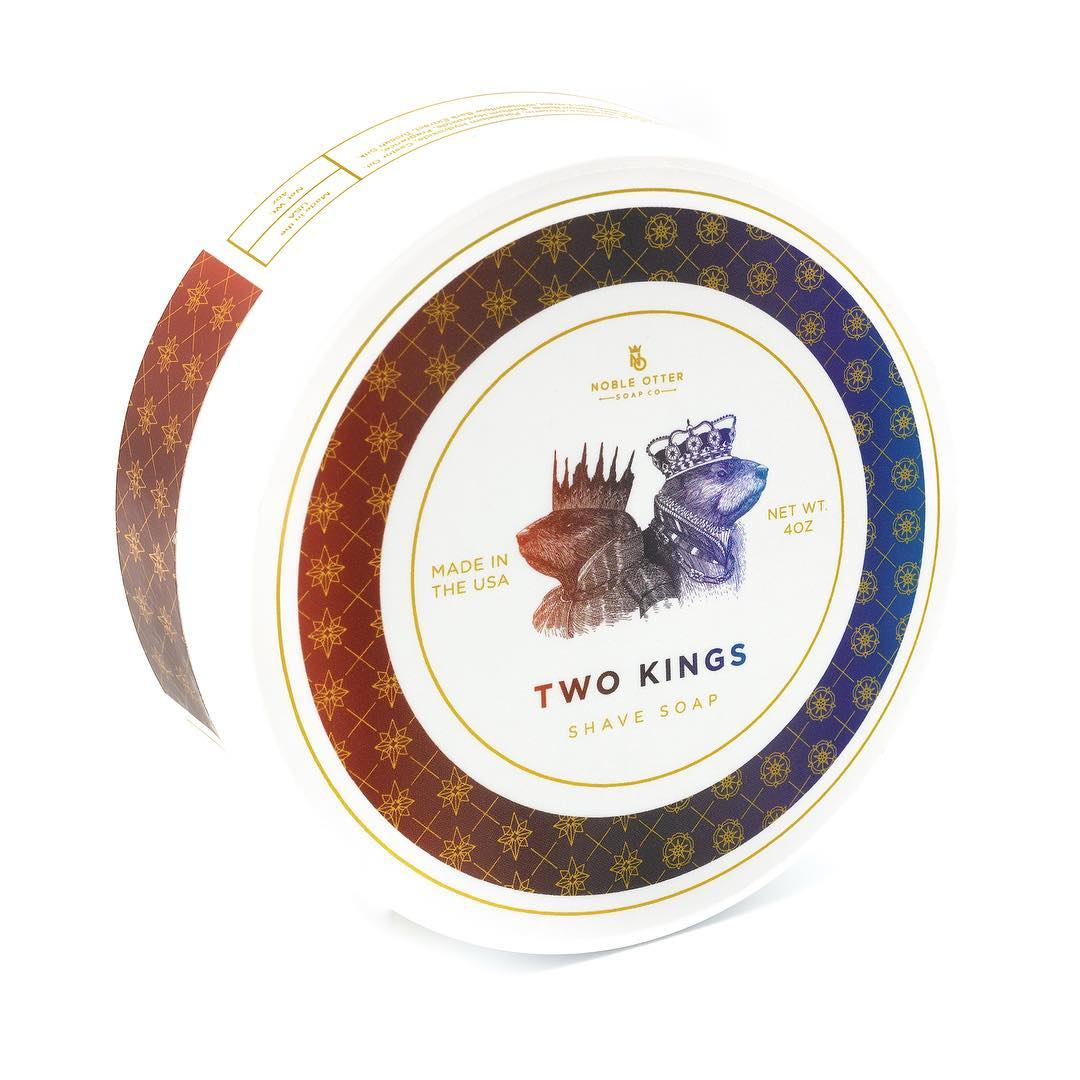 Noble Otter - Two Kings - Soap image