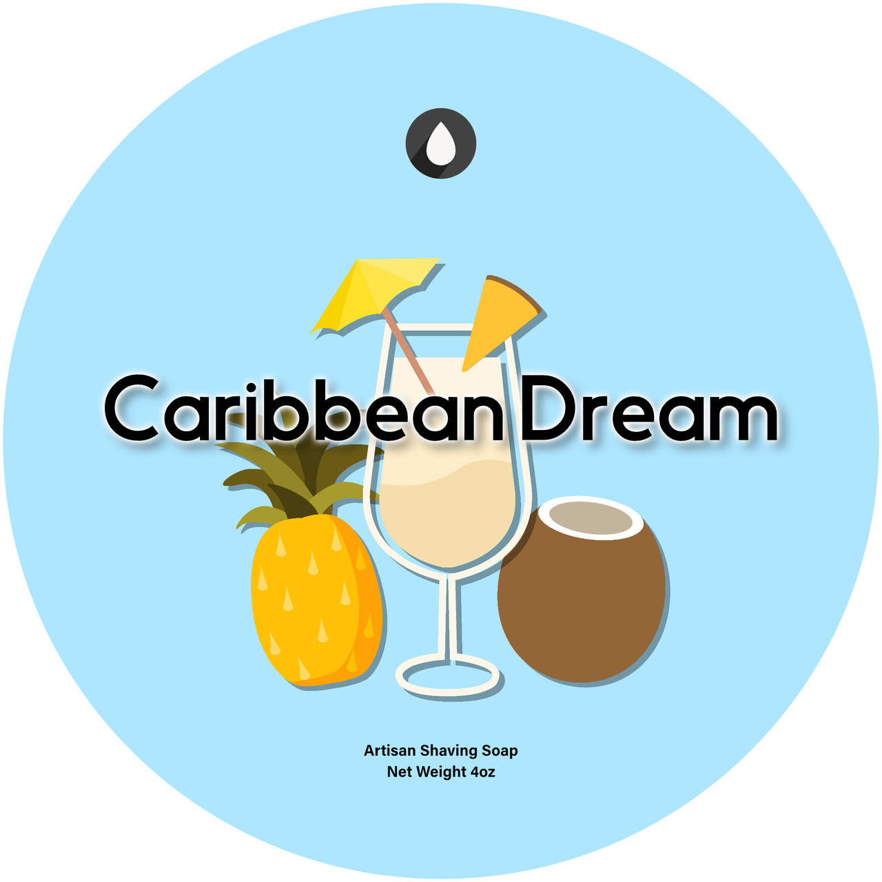 Chicago Grooming Co. (Formerly Oleo Soapworks) - Caribbean Dream - Soap image
