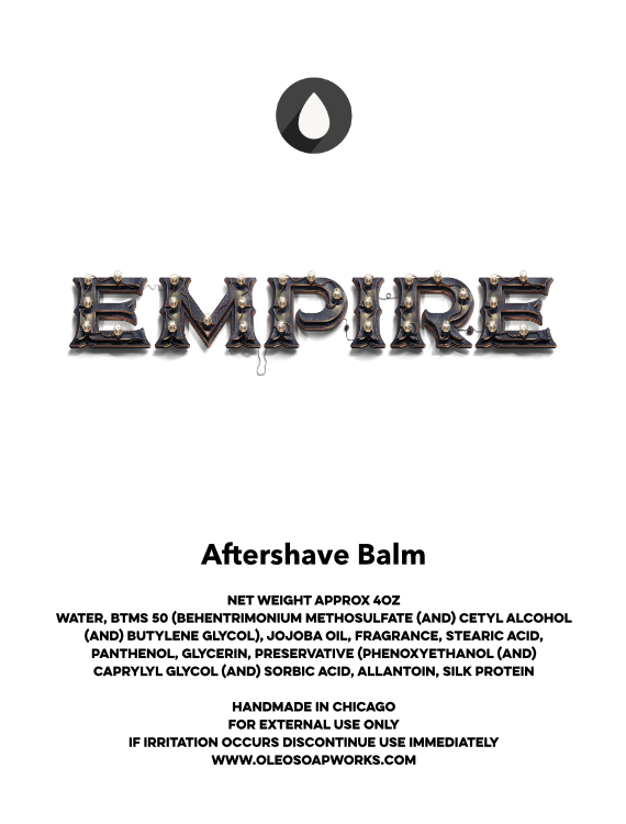 Chicago Grooming Co. (Formerly Oleo Soapworks) - Empire - Balm image