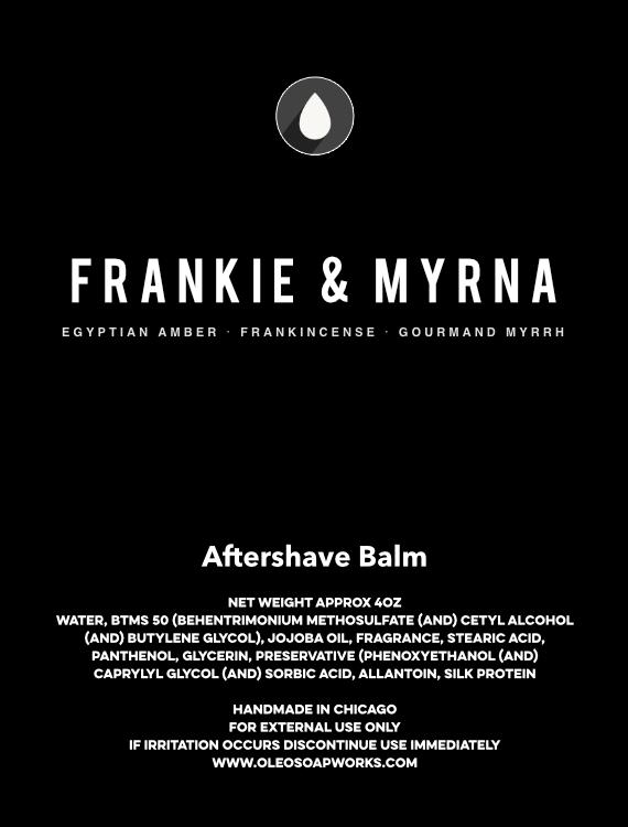 Oleo Soapworks - Frankie & Myrna - Balm image