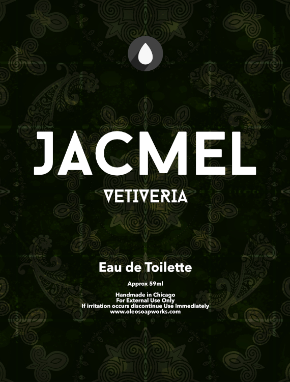 Chicago Grooming Co. (Formerly Oleo Soapworks) - Jacmel Vetiveria - Eau de Toilette image