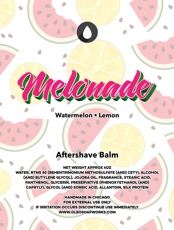 Chicago Grooming Co. (Formerly Oleo Soapworks) - Melonade - Balm image