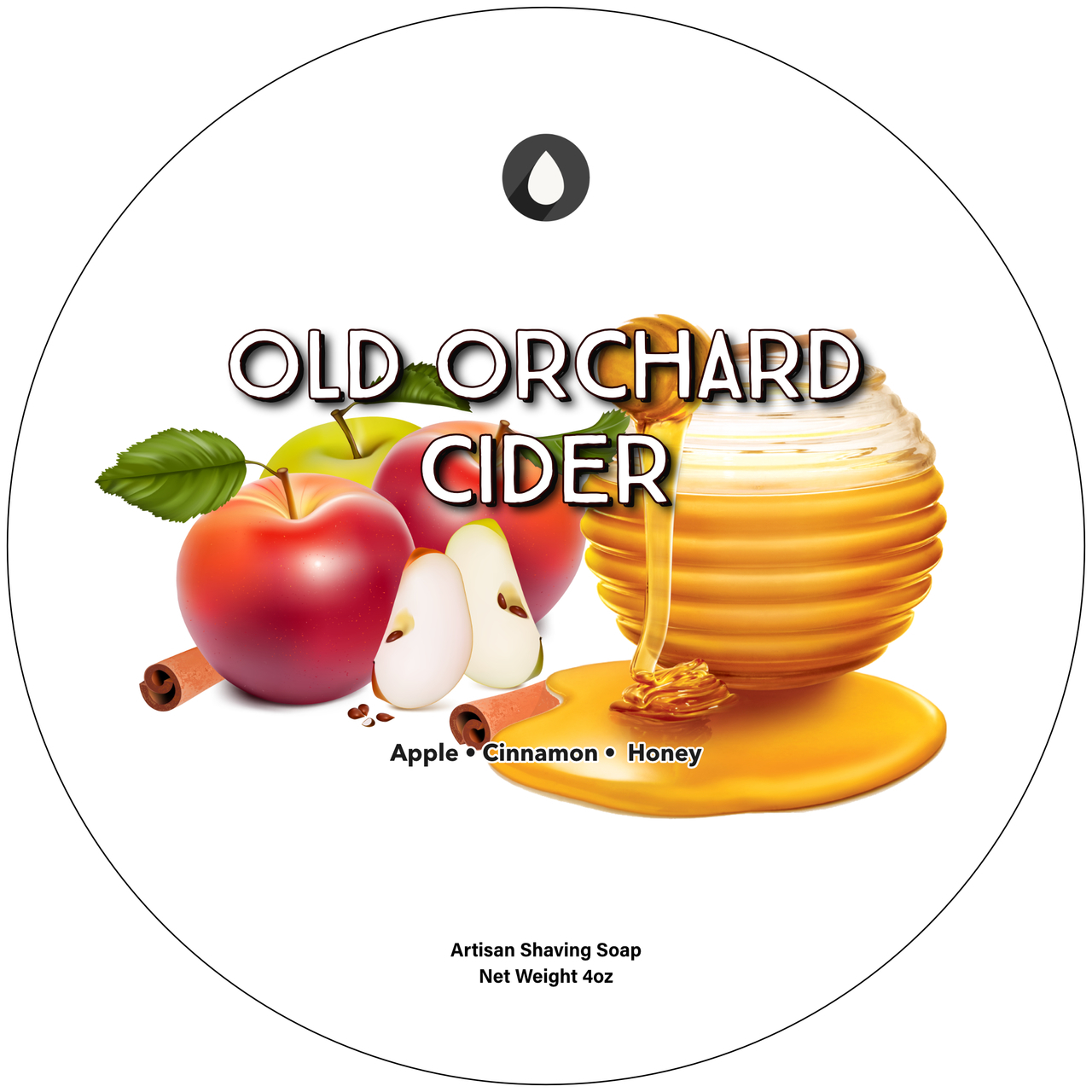 Chicago Grooming Co. (Formerly Oleo Soapworks) - Old Orchard Cider - Soap image
