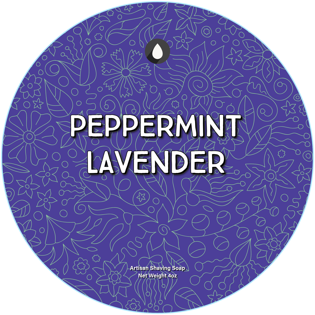 Chicago Grooming Co. (Formerly Oleo Soapworks) - Peppermint Lavender - Soap image