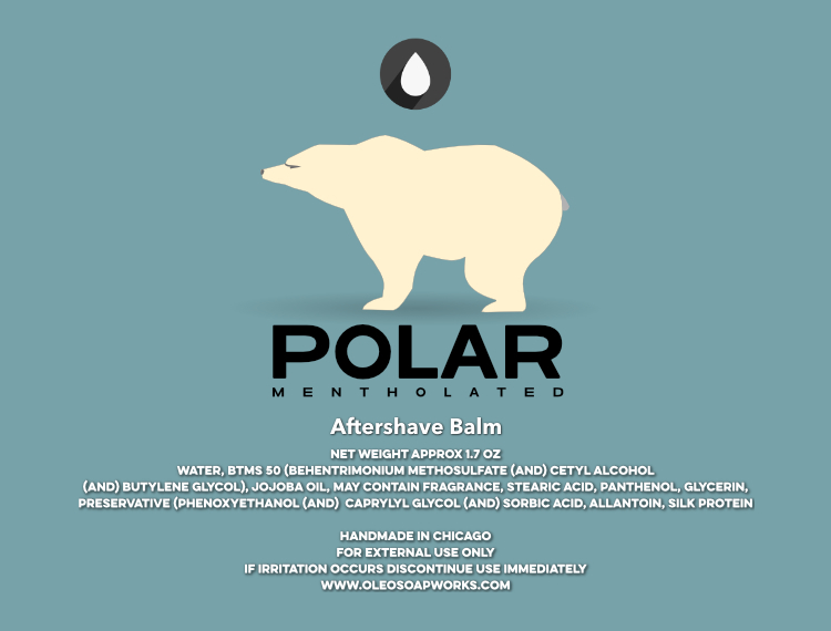 Chicago Grooming Co. (Formerly Oleo Soapworks) - Polar - Balm image