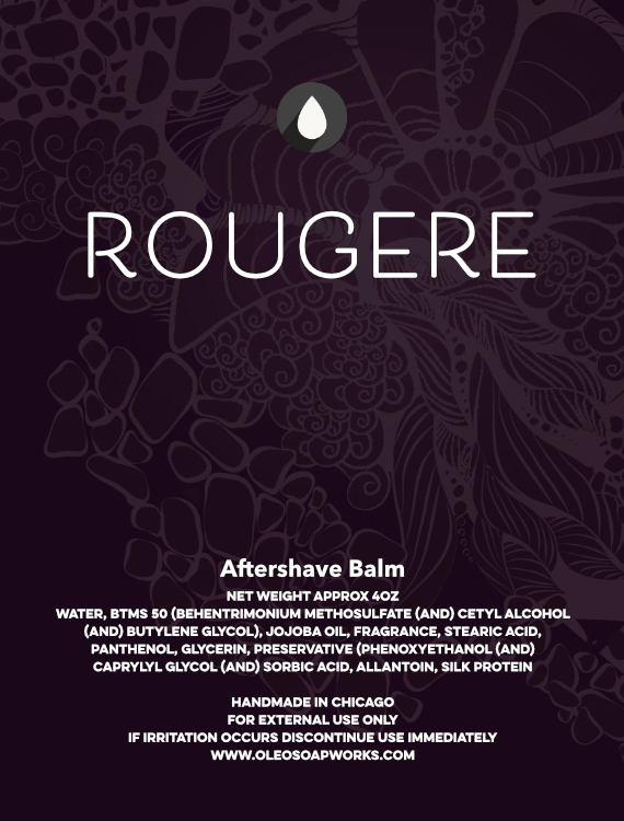 Chicago Grooming Co. (Formerly Oleo Soapworks) - Rougére - Balm image