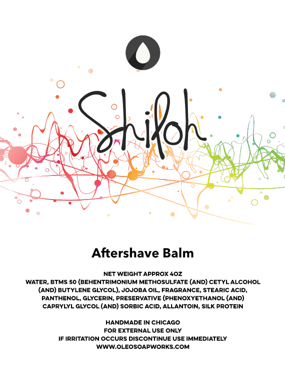 Chicago Grooming Co. (Formerly Oleo Soapworks) - Shiloh - Balm image