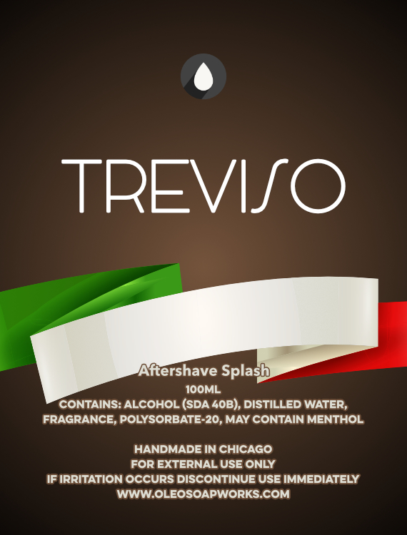 Chicago Grooming Co. (Formerly Oleo Soapworks) - Treviso - Aftershave image