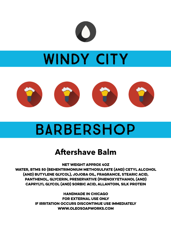 Chicago Grooming Co. (Formerly Oleo Soapworks) - Windy City Barbershop - Balm image
