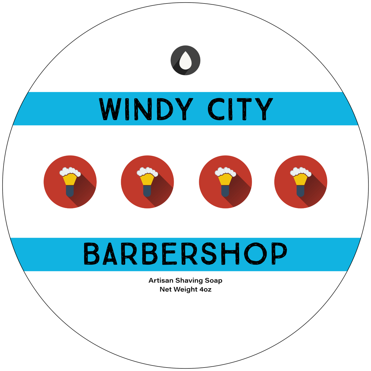 Chicago Grooming Co. (Formerly Oleo Soapworks) - Windy City Barbershop - Soap image