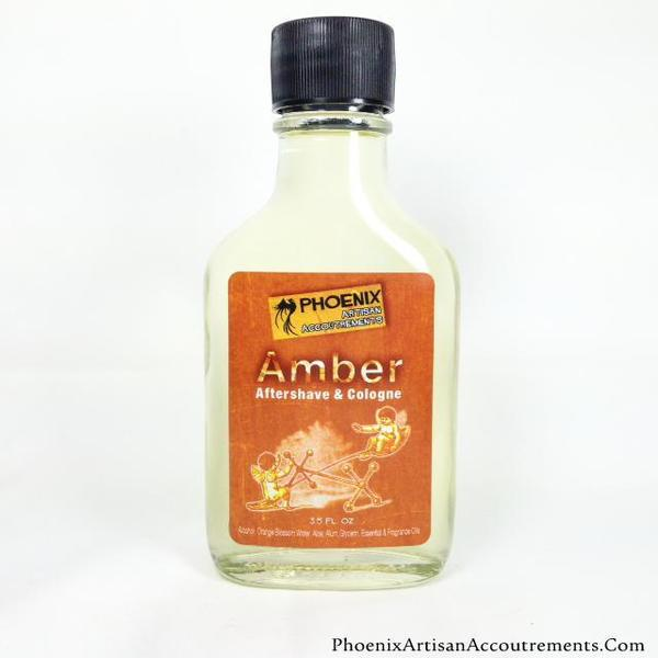 Phoenix Artisan Accoutrements - Amber - Aftershave image