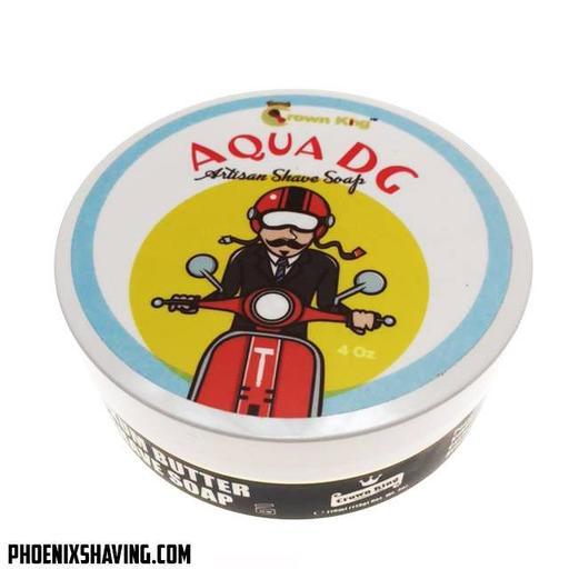 Phoenix Artisan Accoutrements - Aqua D/G - Soap (Vegan) image