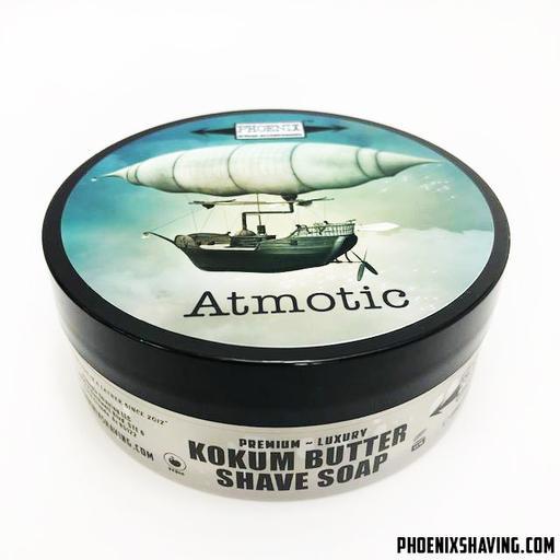 Phoenix Artisan Accoutrements - Atmotic - Soap (Vegan) image