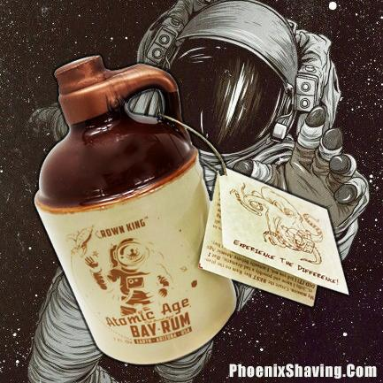 Phoenix Artisan Accoutrements - Atomic Age Bay Rum - Aftershave (LE) image