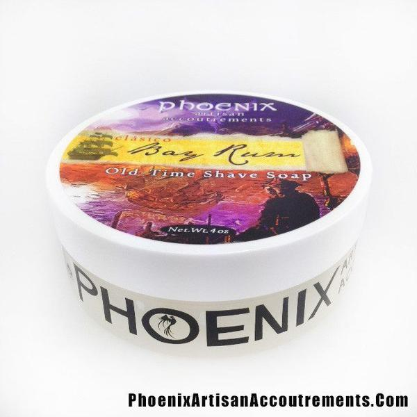 Phoenix Artisan Accoutrements - Bay Rum - Soap image