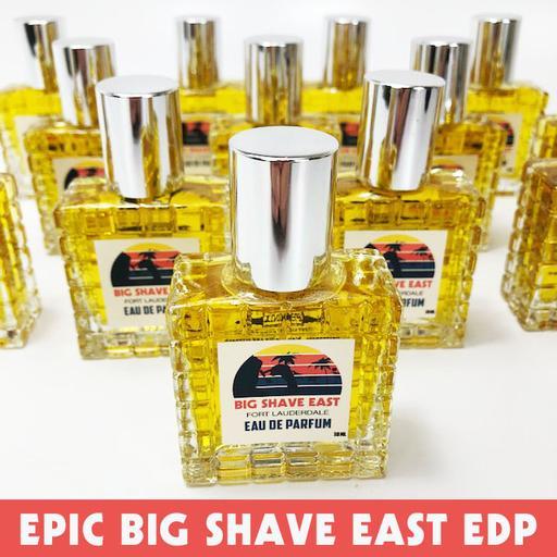 Phoenix Artisan Accoutrements - Big Shave East - Eau de Parfum image