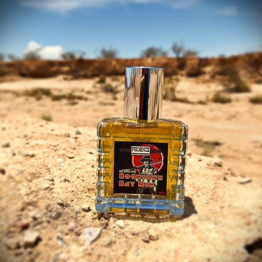 Phoenix Artisan Accoutrements - Boomtown Bay Rum - Eau de Parfum image
