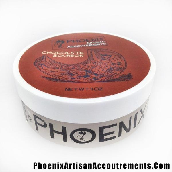 Phoenix Artisan Accoutrements - Chocolate Bourbon - Soap image
